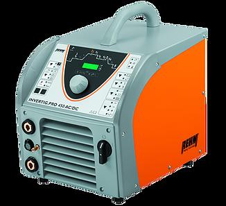 Сварочный аргонодуговой аппарат REHM - INVERTIG.PRO 240 – 450 DC и AC/DC