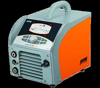 Сварочный аргонодуговой аппарат REHM - INVERTIG.PRO 240 – 450 DC и AC/DC digital