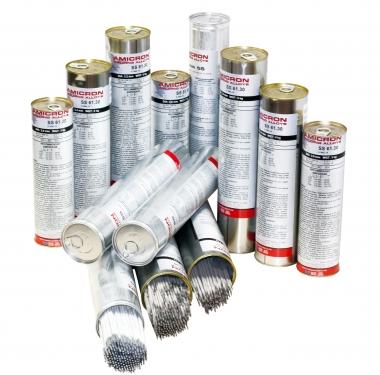 Электроды для алюминиевых сплавов