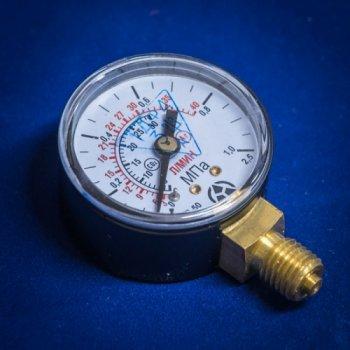 Манометры давления для газовых редукторов