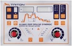 TRITON Серия ALUMIG - профессиональные полуавтоматы с двойным пульсом